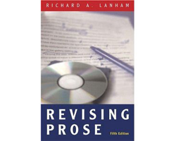 Revising Prose book cover