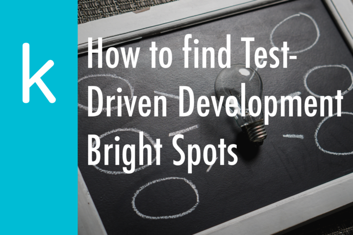 How to Find Test-Driven Development Bright Spots