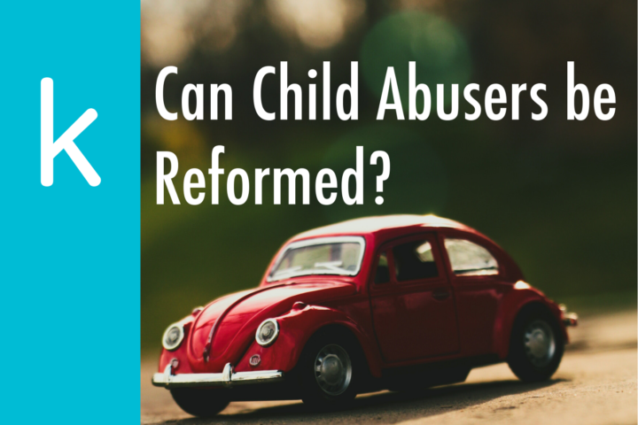 Can Child Abusers Be Reformed?