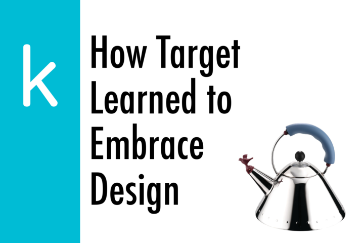 How Target Learned to Embrace Design